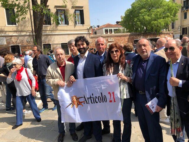25 aprile ghetto 2019 venezia